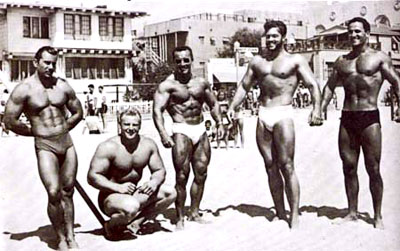 1960s Bodybuilding Routines -- Did They Really Do Those