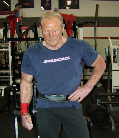 Weight Training Over Age 40