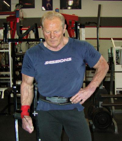 Training Over 40